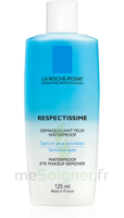 Respectissime Lotion waterproof démaquillant yeux 125ml à CHENÔVE