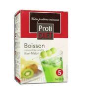 Protidiet Boisson Concentrée Arôme Kiwi-melon B/5 à CHENÔVE