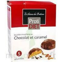 Protidiet - Bouchées Croustillantes - Chocolat/Caramel B/5 à CHENÔVE