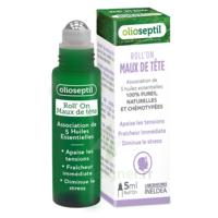 Olioseptil Huile essentielle maux de tête Roll-on/5ml à CHENÔVE
