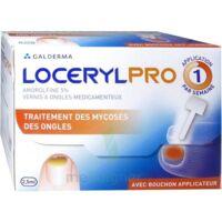 Locerylpro 5 % V Ongles Médicamenteux Fl/2,5ml+spatule+30 Limes+lingettes à CHENÔVE