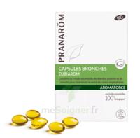 Aromaforce Caps Bronches Bio B/30 à CHENÔVE