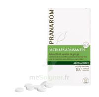 Aromaforce Pastille apaisante gorge bio B/21 à CHENÔVE