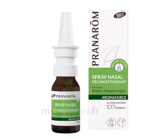 Aromaforce Solution nasale dégage le nez 15ml à CHENÔVE