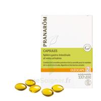 Oléocaps 2 Caps santé intestinale bio B/30 à CHENÔVE