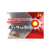Nurofenplast 200 Mg Emplâtres Médicamenteux 4 Sachets à CHENÔVE