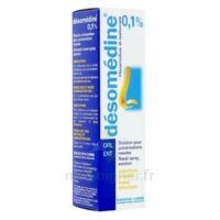 DESOMEDINE 0,1 % S pulv nas en flacon Spray/10ml à CHENÔVE