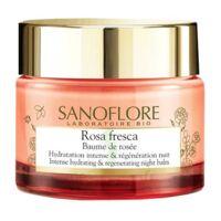 Sanoflore Rosa Fresca Baume De Rosée Nuit Pot/50ml à CHENÔVE