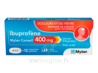 Ibuprofene Mylan Conseil 400mg, Comprimés Pelliculés à CHENÔVE