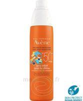 Acheter Avène Eau Thermale SOLAIRE Spray enfant 50+ 200ml à CHENÔVE