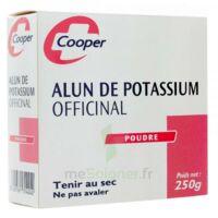 Cooper Alun Potassium Poudre B/250g à CHENÔVE