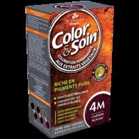 Color&soin Kit Coloration Permanente 4m Châtain Acajou à CHENÔVE