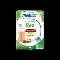 Modilac Céréales Farine Cacao Vanille Dès 12 Mois B/250g à CHENÔVE