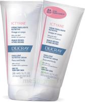 Ducray Ictyane Crèmes Duo 2 X 200ml à CHENÔVE