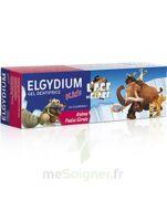 Elgydium Age De Glace Pâte Dentifrice Fraise Givrée Kids 2/6ans 50ml à CHENÔVE