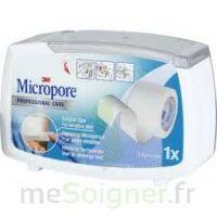 Micropore Sparadrap Microporeux 25mmx5m DÉvidoir à CHENÔVE