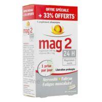 Mag 2 24h Comprimés Lp Nervosité Et Fatigue B/45+15 Offert à CHENÔVE