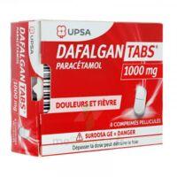 Dafalgantabs 1 G Cpr Pell Plq/8 à CHENÔVE