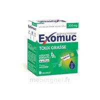 Exomuc 200 Mg, Granulés Pour Usage Oral En Sachet 15 Sachets/2g à CHENÔVE