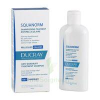 Ducray Squanorm Shampooing Pellicule Grasse 200ml à CHENÔVE
