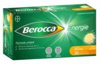 Berocca Energie Comprimés Effervescents Orange B/30 à CHENÔVE
