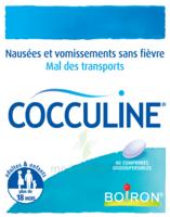 Boiron Cocculine Comprimés Orodispersibles B/40 à CHENÔVE
